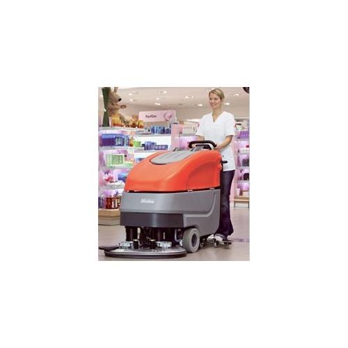 哈高 B120 自动洗地吸干机