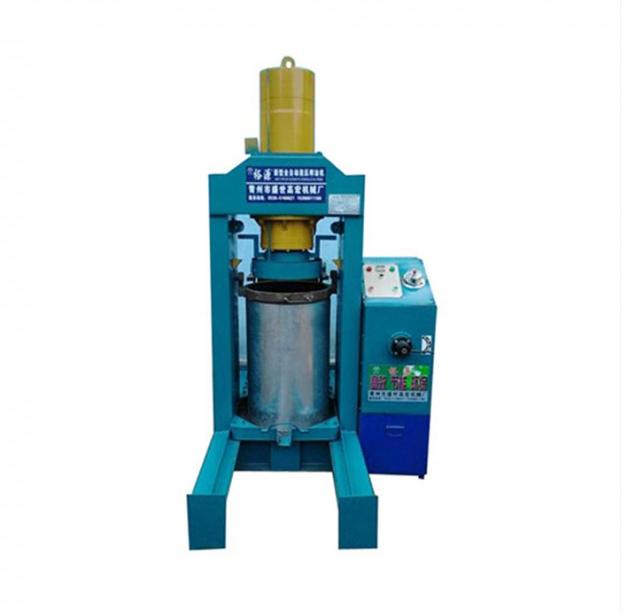 YY325CG-A型圆桶榨油机 茶籽油榨油机 液压榨油机