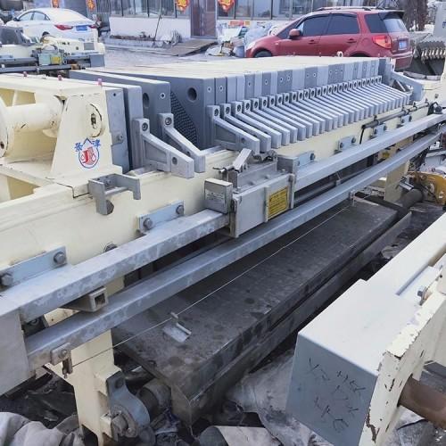 出售50型自动 手动拉板压滤机