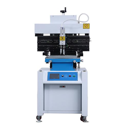 半自动丝印机 贴片机厂家 贴片机销售电话 华维国创贴片机