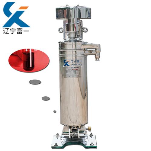 辽宁富一GF112管式分离机 产地货源定制款血液分离机设备