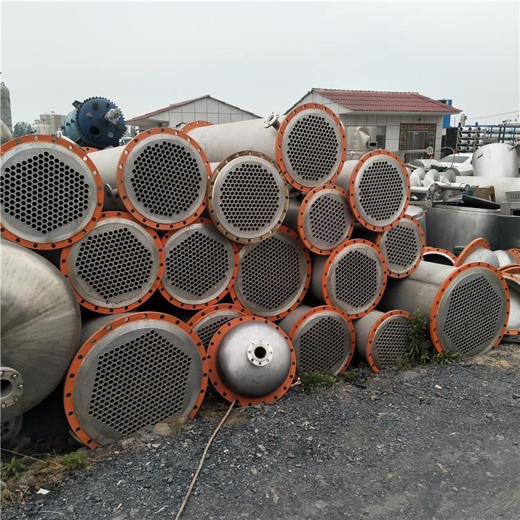 长期供应二手冷凝器 不锈钢冷凝器