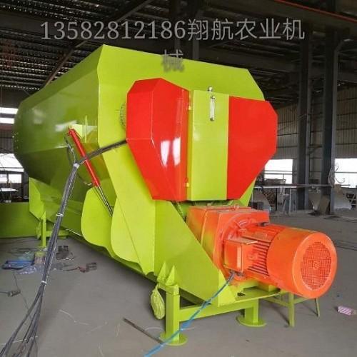 翔航农业机械制造生产的9TMRW-7型TMR饲料搅拌机