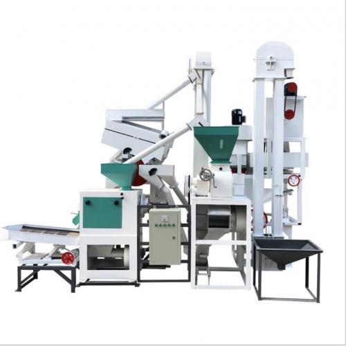 20-25组合式成套大米加工设备质量保障 支持定制