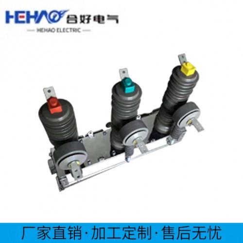 户外高压真空断路器10KV柱上开关ZW32-12厂家直销