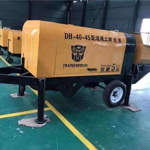 河北硕天40型大颗粒混凝土输送泵价格优惠厂家直销