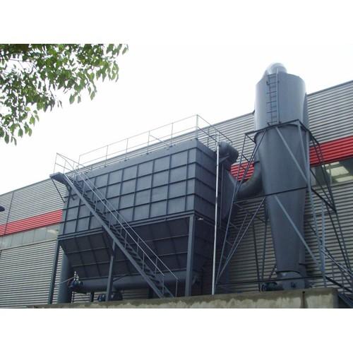 4台@铝厂布袋除尘器怎么样@亚科环保服务专业