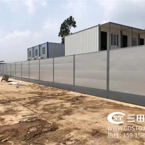 钢板围墙是什么意思 带你了解钢板围墙