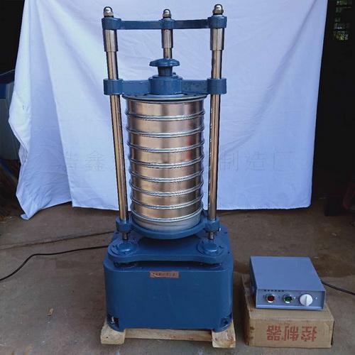 顶击式振动机 实验室XSZ-200振筛机 实验室筛分标准筛具
