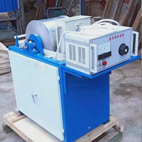 实验室磁选机 CRSφ400×300磁选机 湿法磁选机制造商