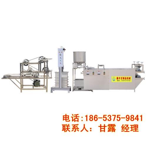 湛江家用豆腐皮机设备 豆腐皮机器千张机 鑫丰豆腐皮机加工技术