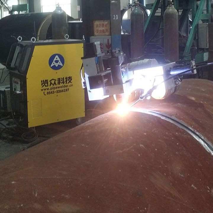 管道自动焊接