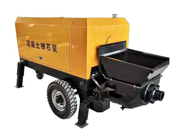 河北硕天20型大颗粒混凝土输送泵价格优惠厂家直销