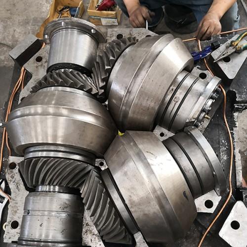撕碎机   无缝钢管设备 撕碎机厂家  撕碎机刀片