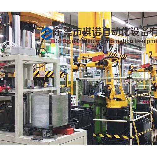 关节机器人机械手上下料定制 冲床自动化机械手设备