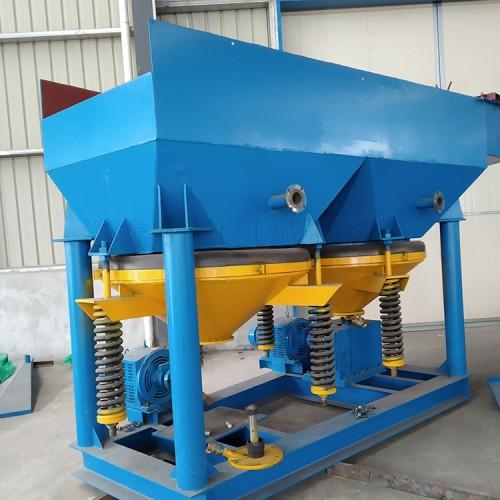 矿山选矿跳汰机大型JT4-2锯齿波跳汰机锡矿重力选矿设备