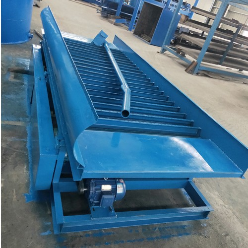 FSG1500鼓动溜槽 振动淘沙金溜槽 全套砂金收集洗选设备