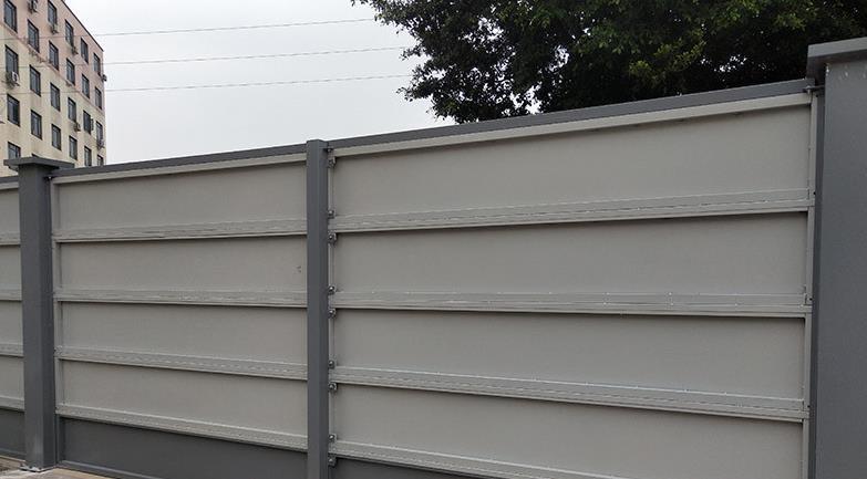 钢板围墙设置需注意什么问题