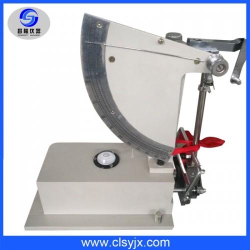 弹性试验机 橡胶回弹仪  橡胶弹性试验仪