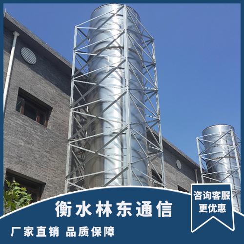 烟囱 玻璃钢烟囱  碳钢烟囱林东免费安装
