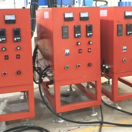 厂家直销6色热熔胶点胶机TPR窗贴点胶机圣诞老人