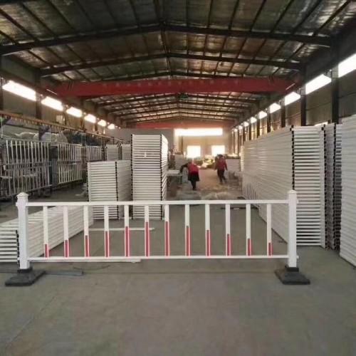 市政道路护栏 人行道分离隔离栏 防撞护栏厂家定做
