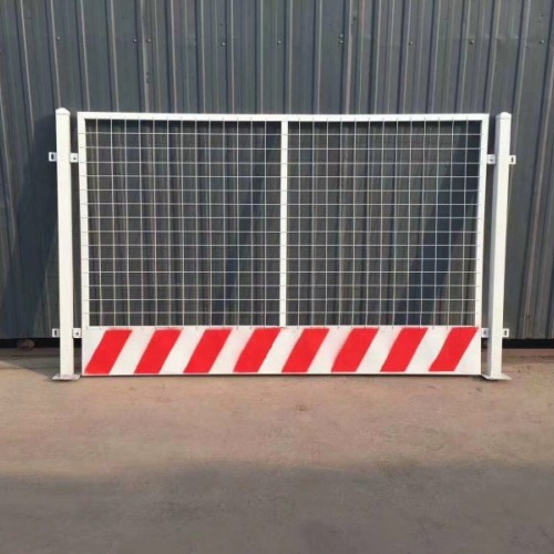 现货工地基坑护栏 临边警示基坑护栏 地铁施工基坑围栏