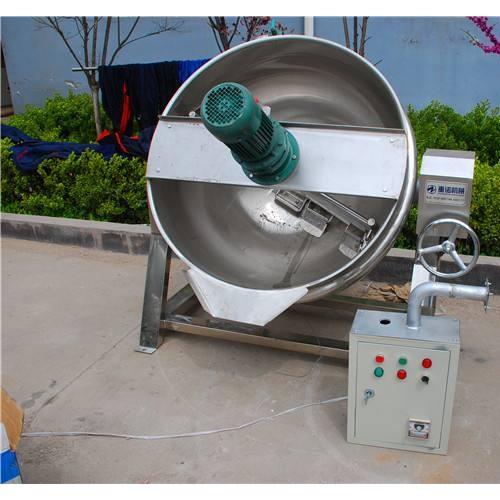 现货出售二手电加热夹层锅 二手不锈钢夹层锅 二手立式夹层锅