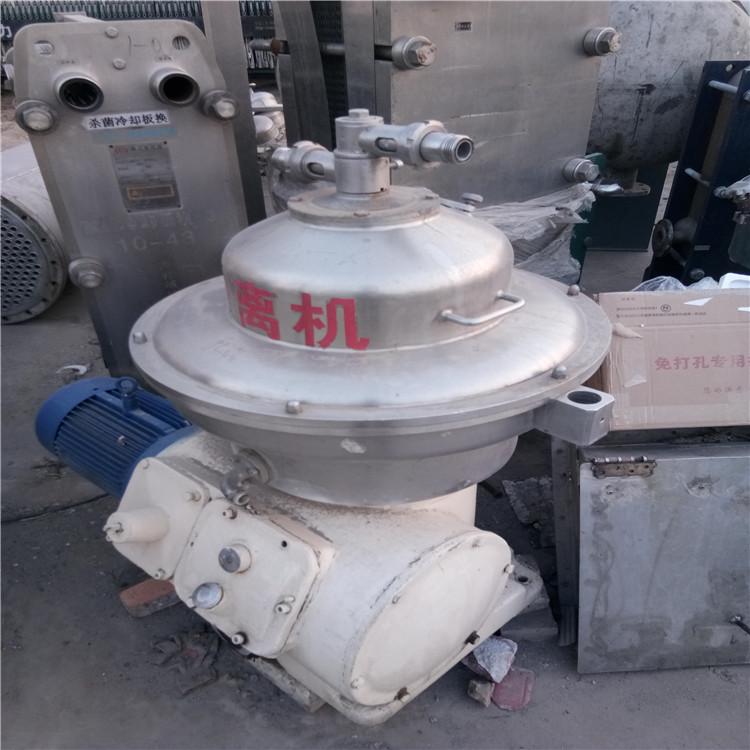 现货出售二手管式分离机 二手冷藏分离机 二手砂石分离机