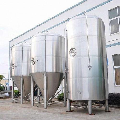 低价处理二手不锈钢发酵罐 二手机械搅拌发酵罐