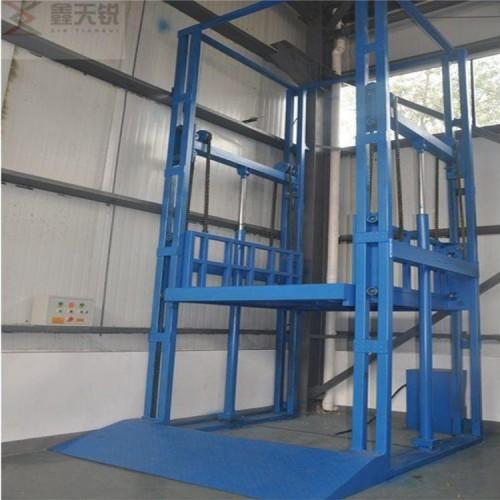 液压升降货梯 实力商家合作厂家