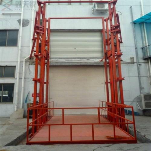 升降货梯厂家 生产固定升降货梯 载重大运行稳