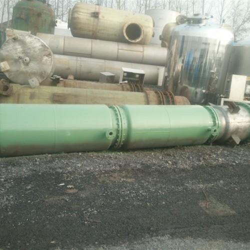 现货出售二手不锈钢换热器 二手蒸汽换热器 二手管束换热器