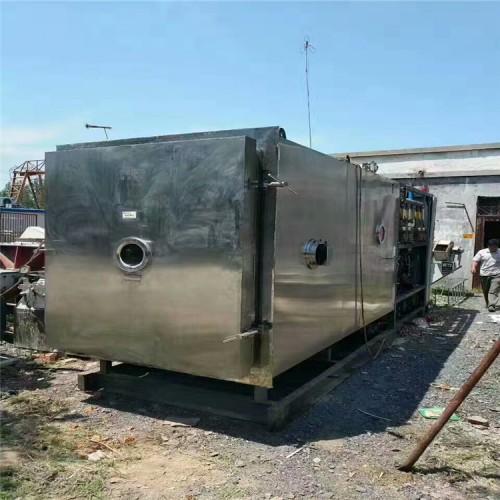 出售闲置二手真空冷冻冻干机 二手实验室冻干机 二手食品冻干机