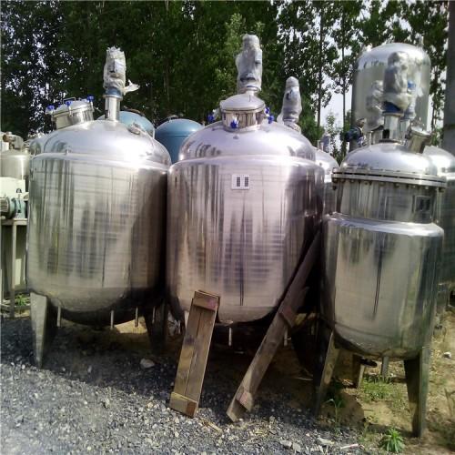 低价转让二手气升式发酵罐 二手微生物发酵罐