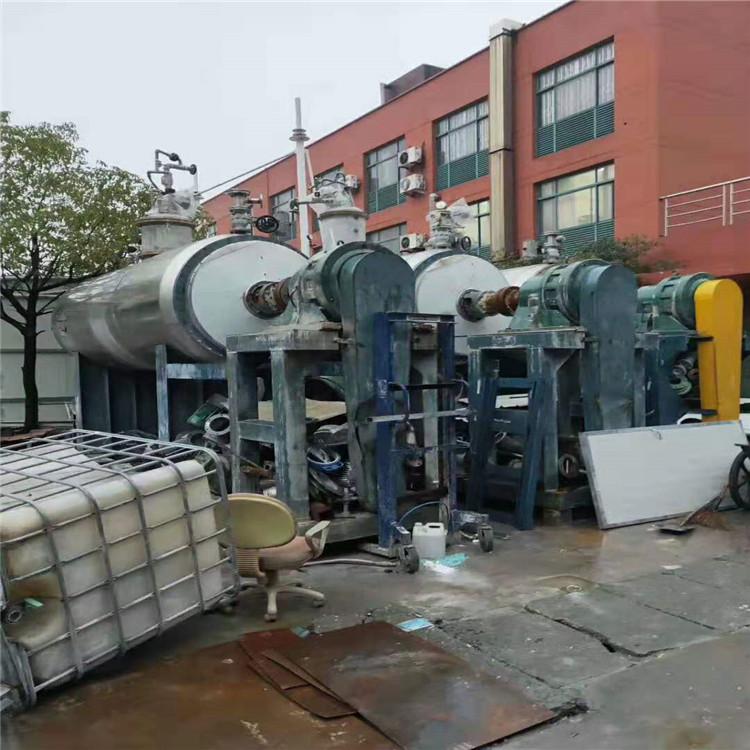 出售闲置二手料头干燥机 二手穿流干燥机 二手空气干燥机