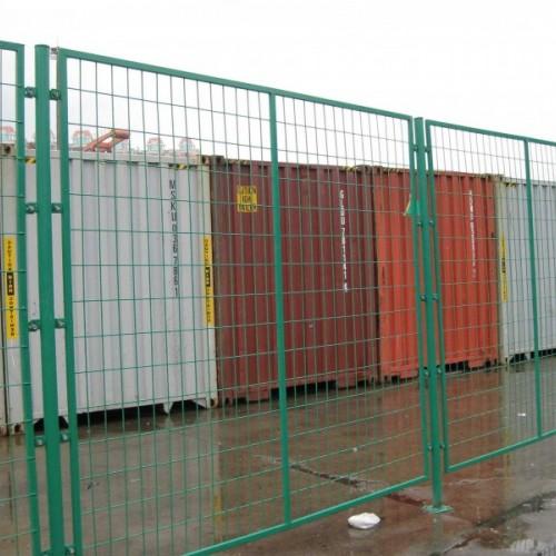 车间移动款隔离网 隔离网闸 防护网围栏免费安装