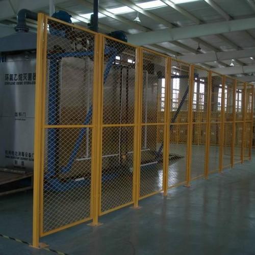 厂房生产车间规划隔离网 组合灵活随意做工精细 移动型固定型