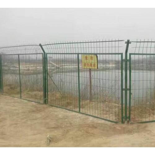 现货出售 框架护栏网 市政园林防护围栏网 车间隔离网