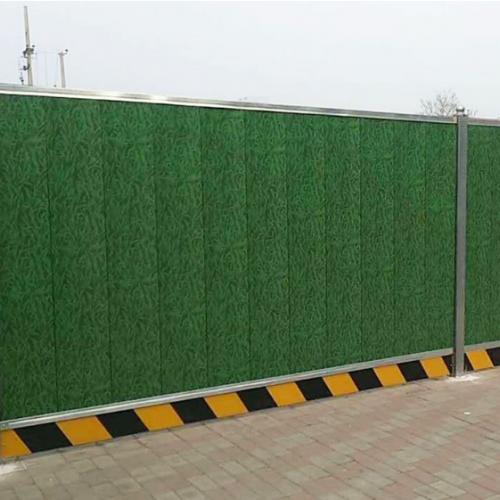 直销城市修建安全围档公路围档房地产临时彩钢围墙警示标围挡
