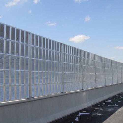桥梁声屏障 公路声屏障 高架桥声屏障 高铁声屏障 高速声屏障