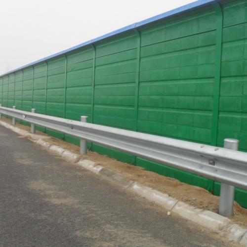 5米高冷却塔声屏障 工厂隔音墙声屏障 降噪隔音板