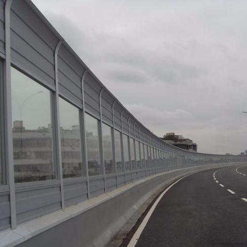 高速公路声屏障 高强吸声降噪 实力厂家批发 隔声屏障
