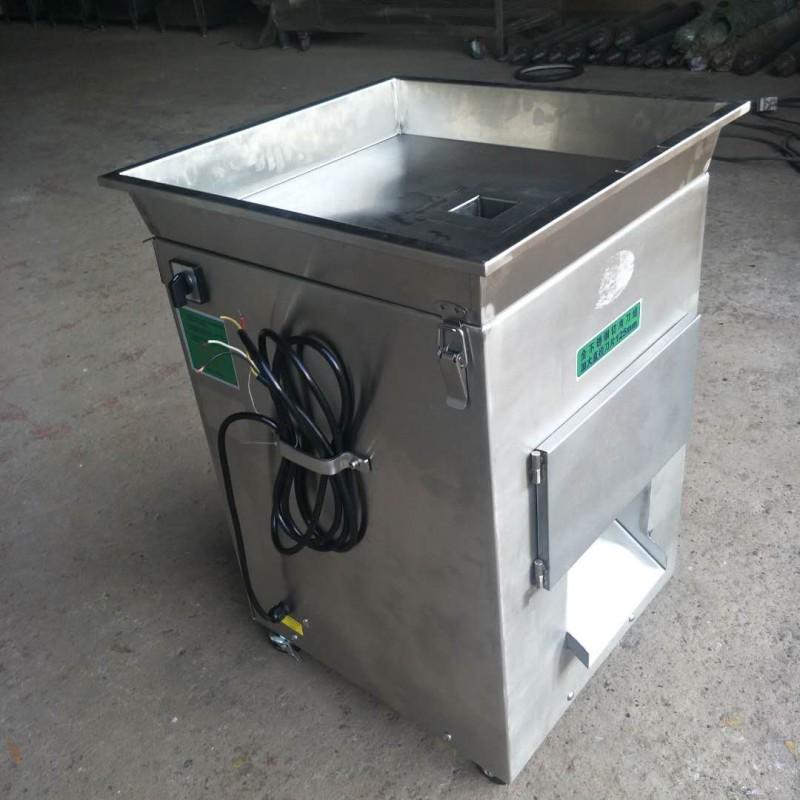 QS-600型千页豆腐切丝机 豆干豆卷切丝机