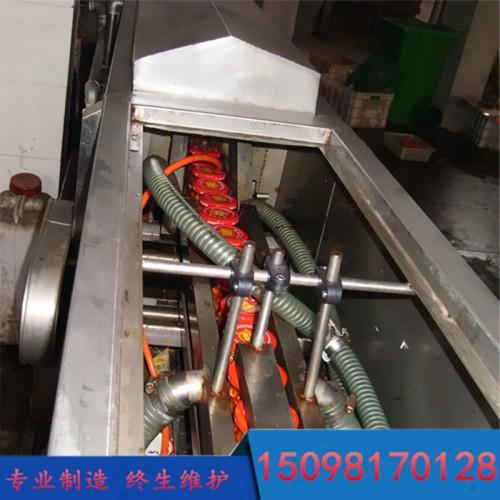 XP-7000型高压水流洗瓶机