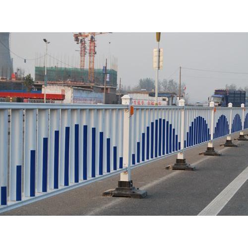 生产批发锌钢喷塑花式道路护栏景区观赏文化护栏可定制安全环保
