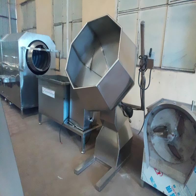 BL-300型滚筒拌料机 休闲食品拌料机