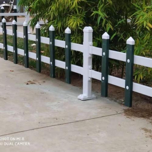 护栏厂家 生产直销锌钢绿化护栏 草坪护栏 草坪隔离栏