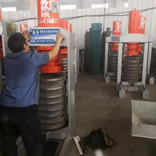 胡麻榨油机厂家  新型胡麻油榨油机  液压胡麻榨油机