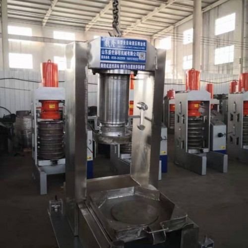 大豆榨油机厂家  商用大豆油榨油机  液压大豆榨油机